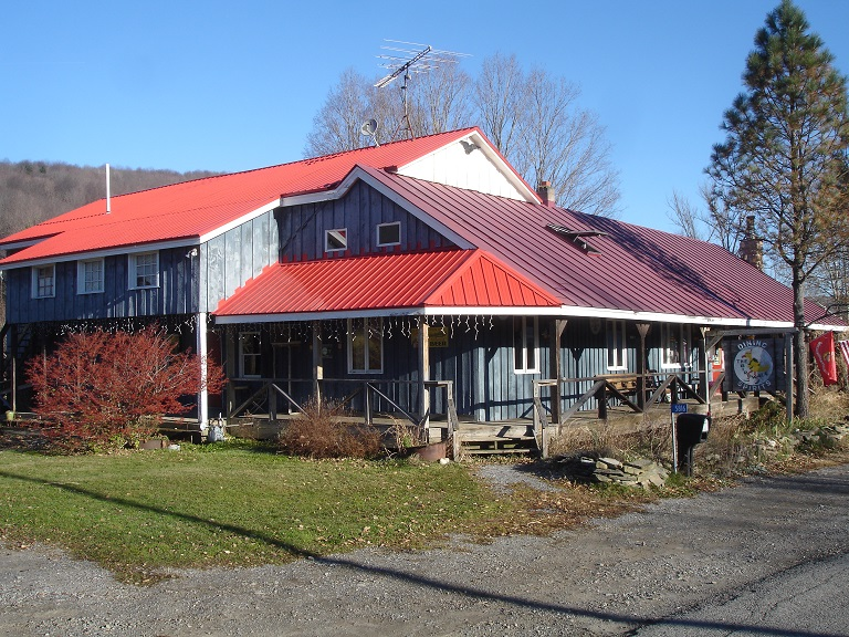 The Birdwalk Restaurant, Ellicottville NY