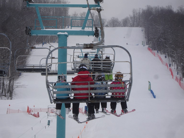 Holiday Valley Ski Resort Lift