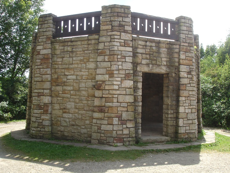 Stone Tower, Allegany State Park New York